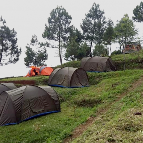 Smart Camp at Gunung Luhur